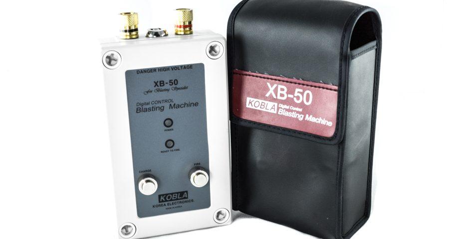 xb-50,kobla,blasting Machine,หม้อจุดระเบิด